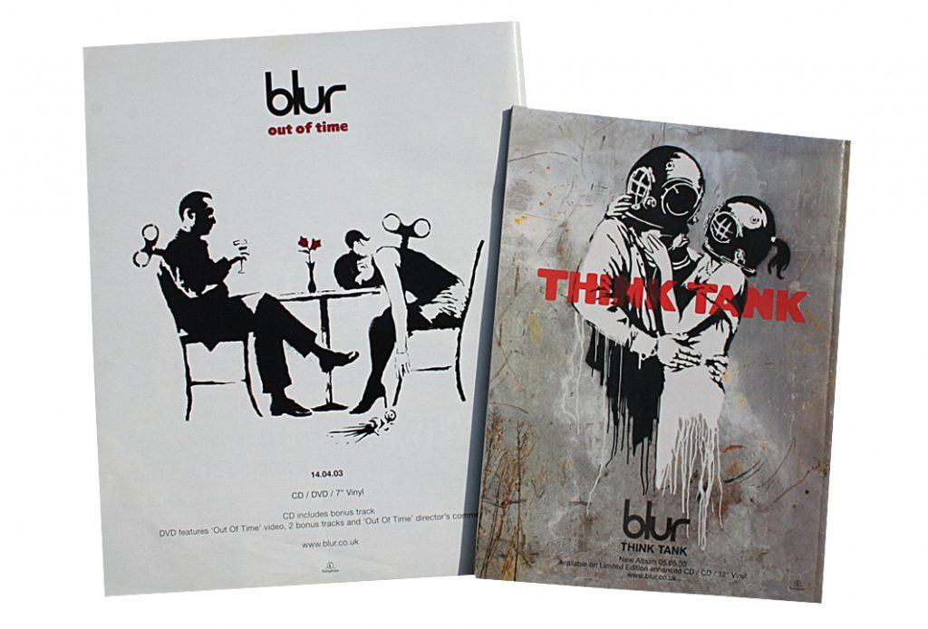 Blur Think Tank Marketing