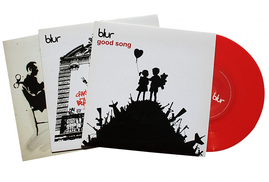Blur Music Packaging