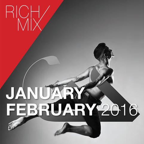 Rich Mix Brochure Cover