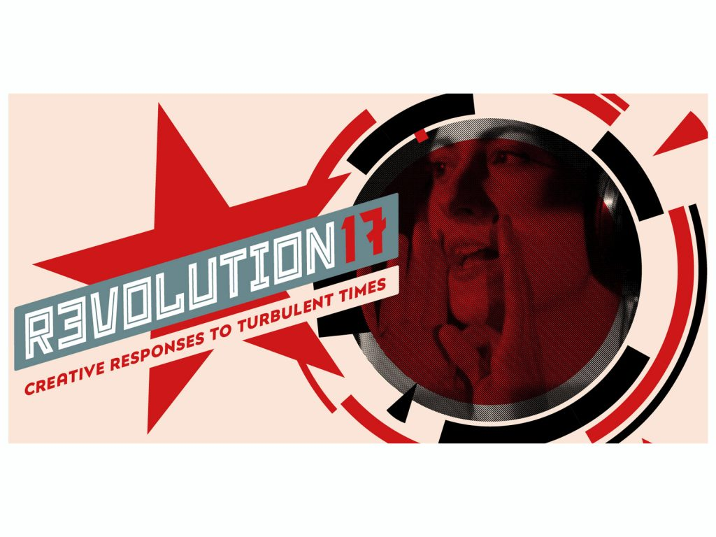 Rich Mix Revolution 17 identity