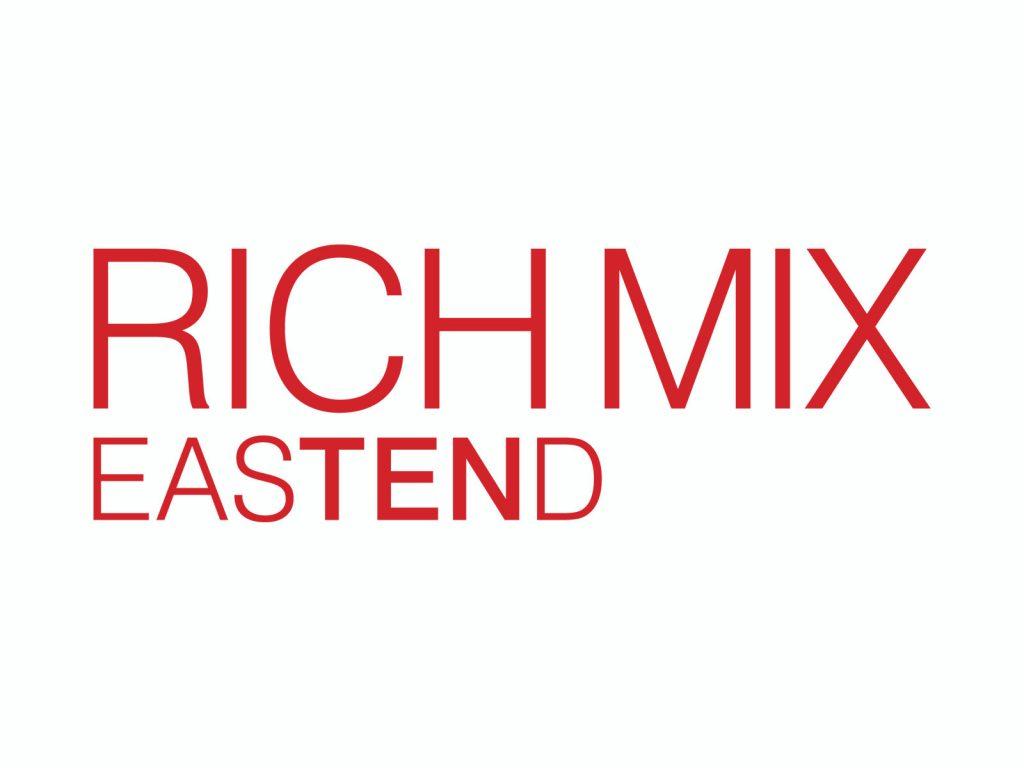 Rich Mix East End logo