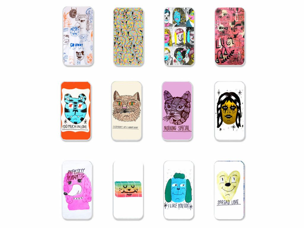 Visualog iphone covers