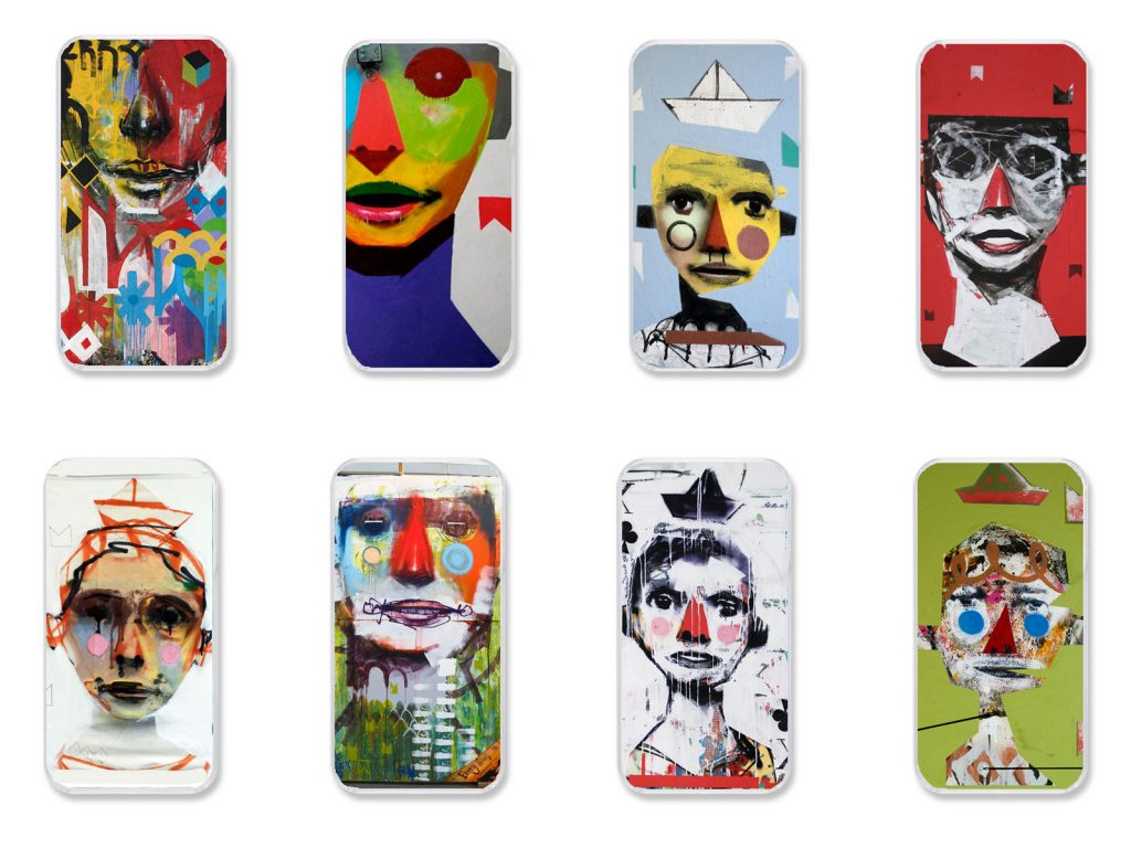 Rodrigo Branco Visualog iphone covers