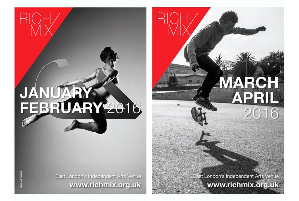 Rich Mix Brochure Covers 2